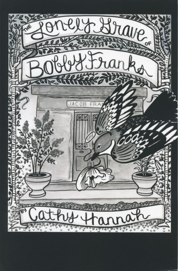 The Lonely Grave Of Bobby Franks by Cathy Hannah
