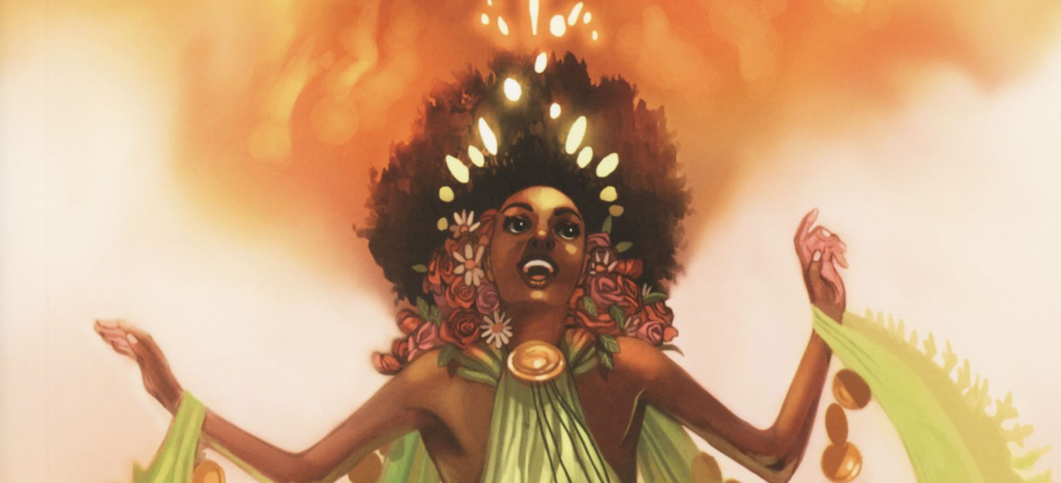 Power & Magic vol. 2 feature