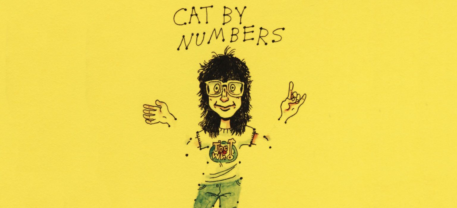 Cat By Numbers feature