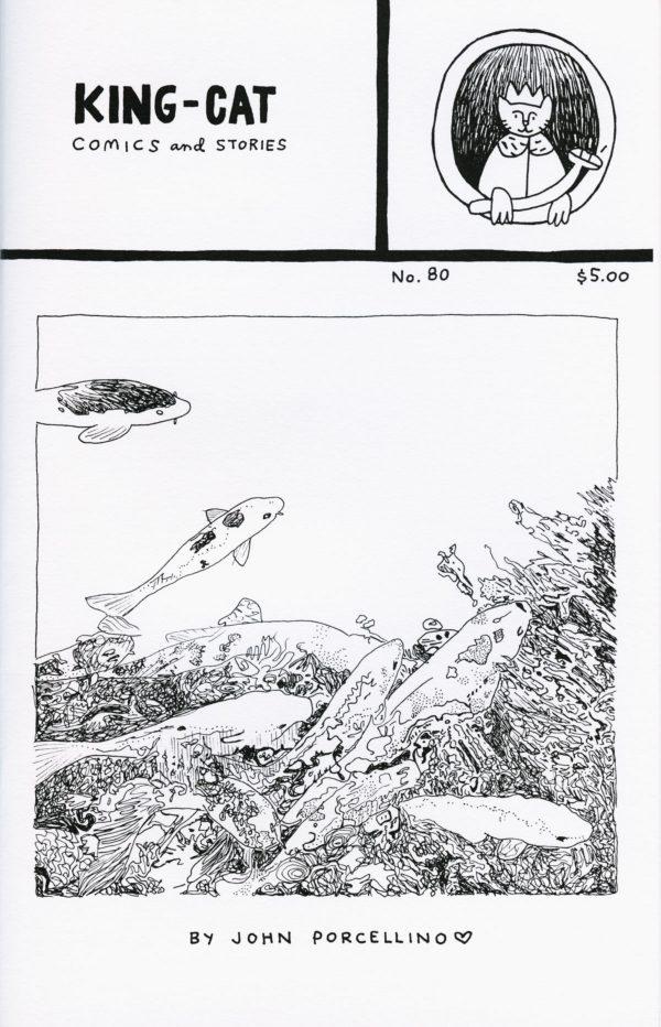 King-Cat No. 80 by John Porcellino