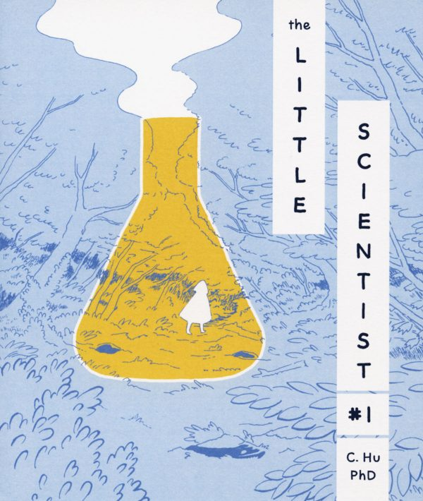 The Little Scientist No. 1 by Caroline Hu PhD