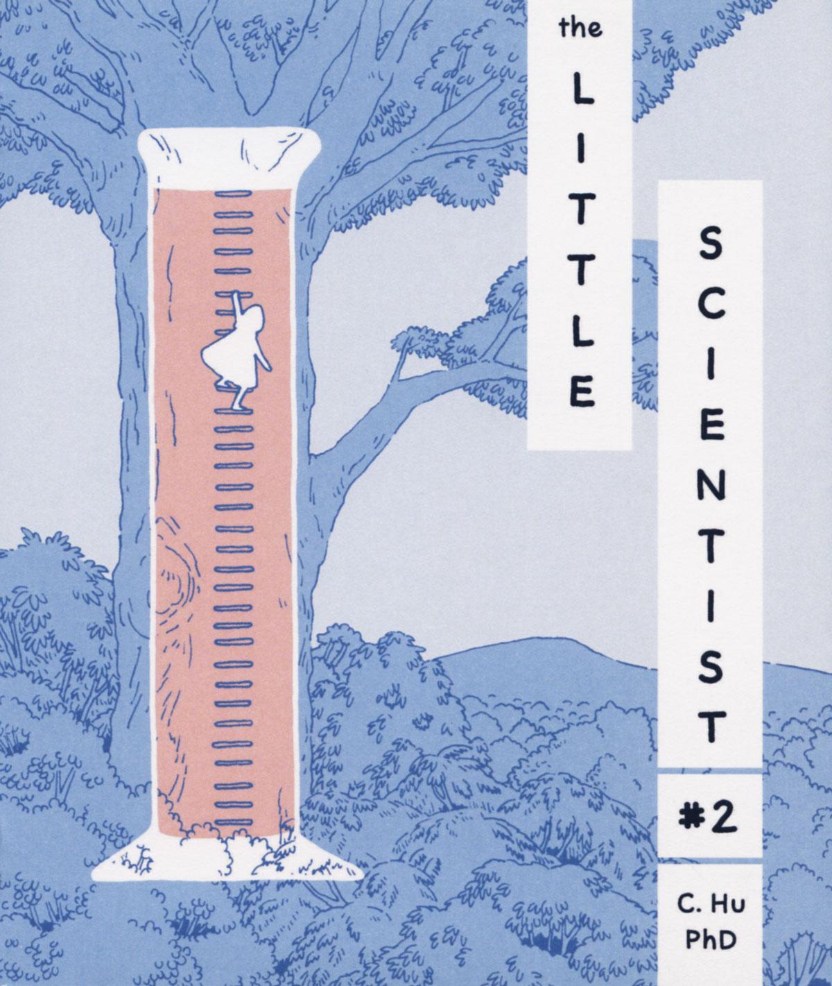 The Little Scientist No. 2 by Caroline Hu PhD