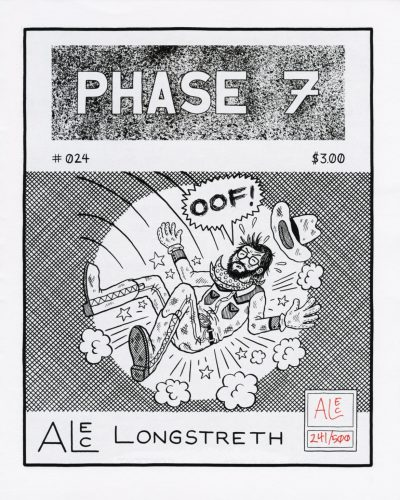 Phase 7 No. 024 by Alec Longstreth