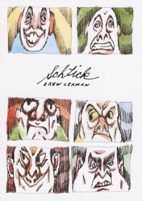 Schtick by Drew Lerman
